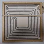 Электрическая конфорка 4000Вт 400В