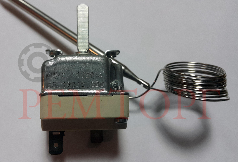Однофазный термостат 30-90°C