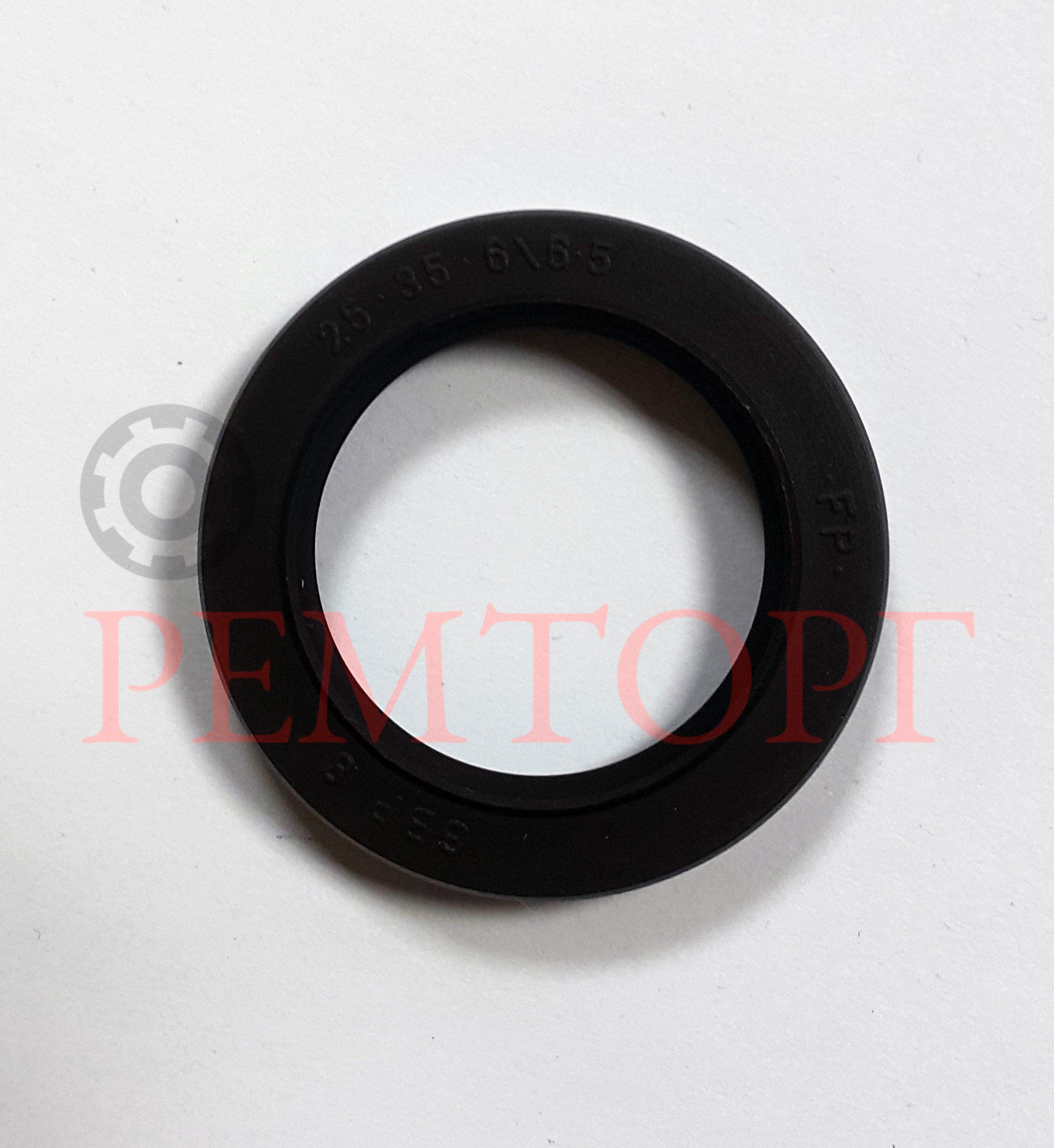 Уплотнительное кольцо 25x35x6/6.5