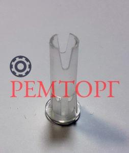Прозрачный ламповый патрон
