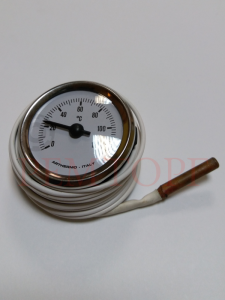Термометр ø 52 мм 0-120°C