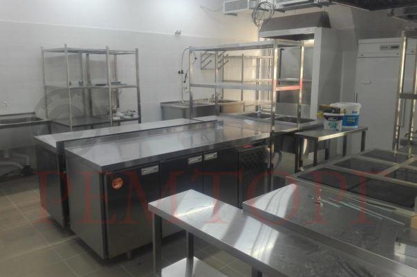 монтаж пищевого оборудования в Москве 2 - РЕМТОРГ