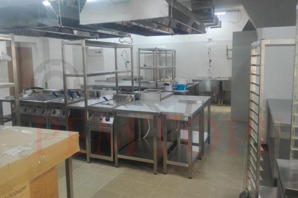 Монтаж пищевого оборудования в Москве - РЕМТОРГ