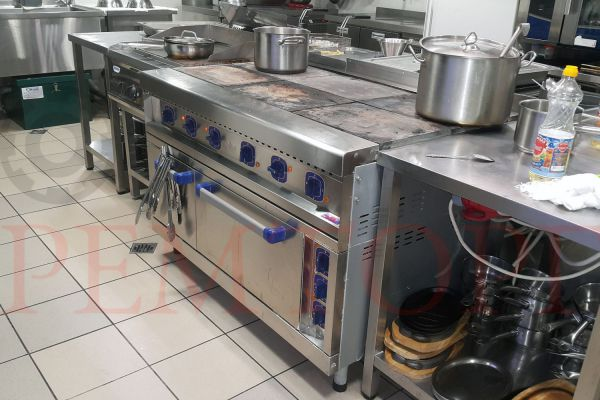 Ремонт и обслуживание индукционных плит 6 зон - РЕМТОРГ