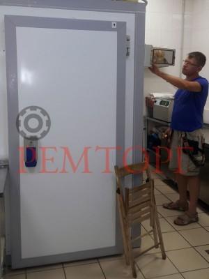 Ремонт и обслуживание промышленной морозильной камеры в Москве 3 - Ремторг