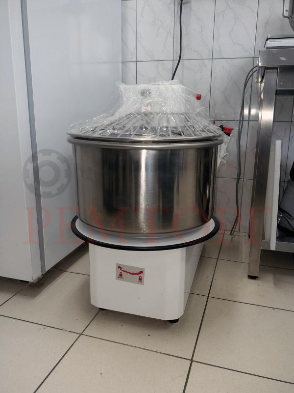 Ремонт и обслуживание тестомесильная машины - РЕМТОРГ