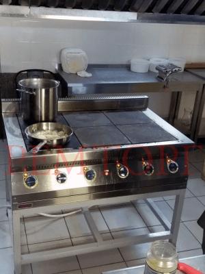 Ремонт и обслуживание индукционных плит Abat в Москве - РЕМТОРГ