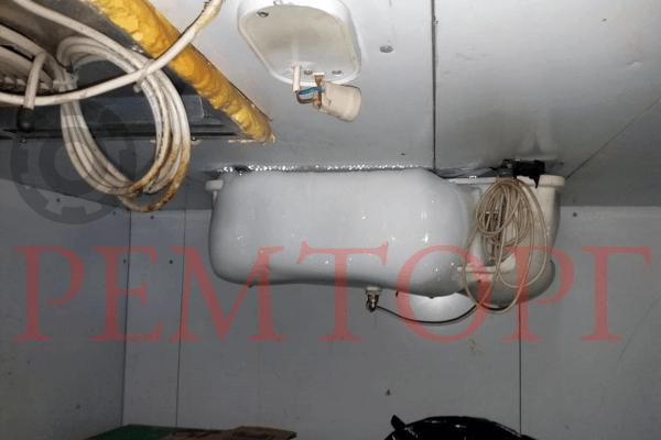 Ремонт и обслуживание холодильного оборудования в Москве - Морозильная камера